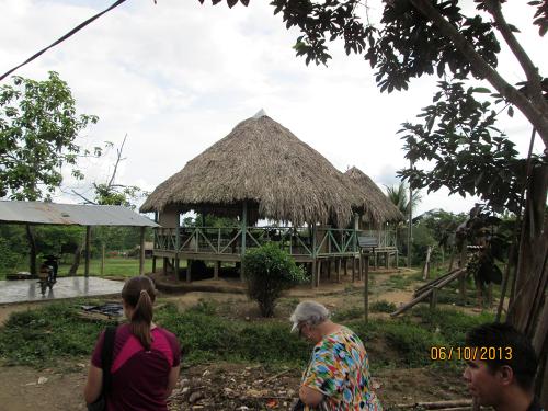 Katio School Iris, Judy, Leonel